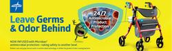 Medline Microban Digital Ad