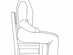 HOW TO MEDITATE SITTING IN A CHAIR