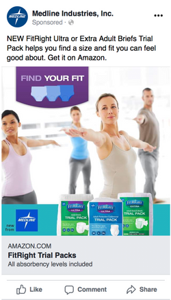 Medline Incontinence Products