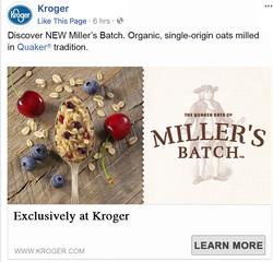 Millers Batch Oats