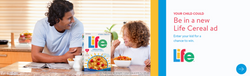 Life Cereal Digital Ad