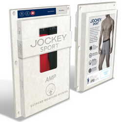 JOCKEY SPORT PACKAGING CONCEPT