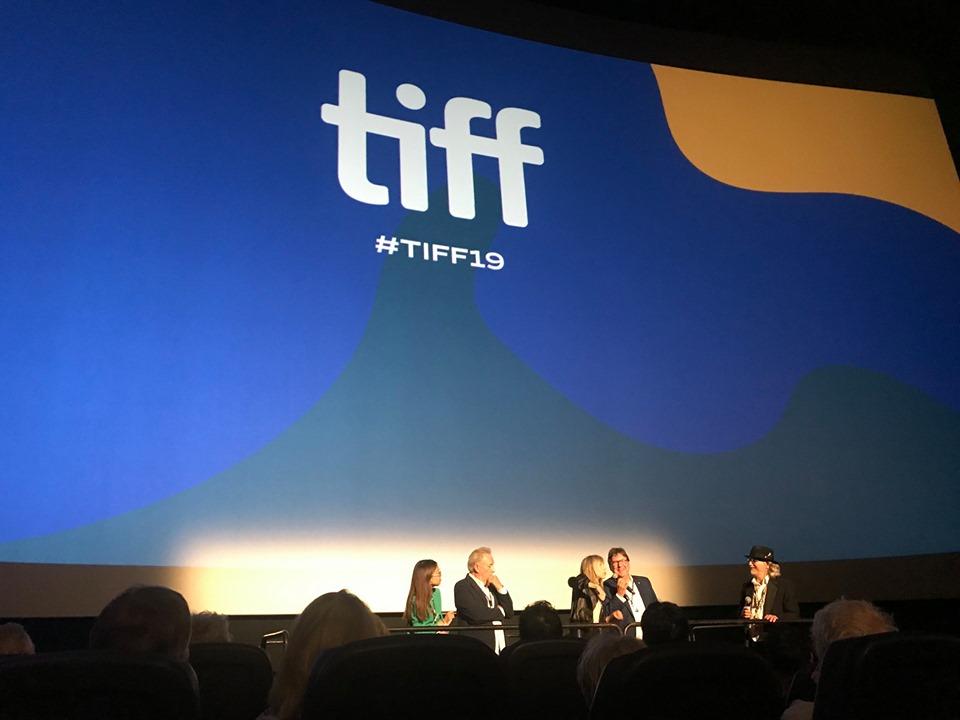 Q&A après la projection au TIFF