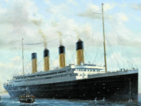 RMS Titanic: How (Not) to Build a Ship