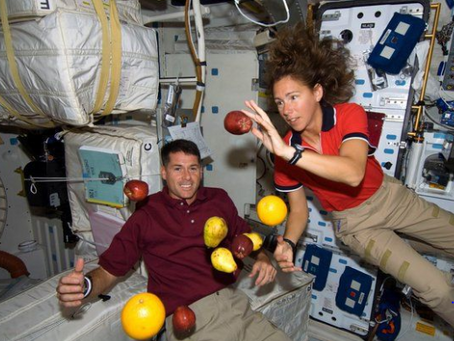 How is Life in Space?