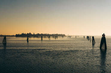 Serenity (Venetian Lagoon  2016)