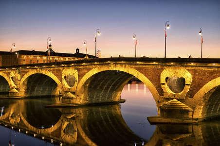 Le Pont-Neuf (Toulouse, 2016)