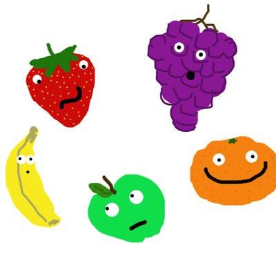 Hurling Fruits
