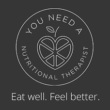 You Need A Nutritional Therapist Logo