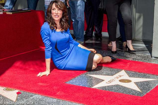 Hollywood Walk of Fame Ceremonies