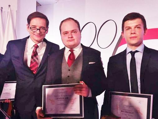 """Marek Mierzwa laureatem """"100 na 100"""""""