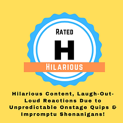 Blue Orange Hilarious Rating Badge.png