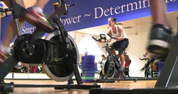 Champaign Fitness Center Cycling