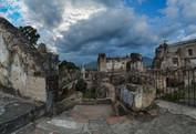 Restos de la Iglesia San Frnacisco, Antigua