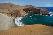 Playa en Huarmey, Ancash