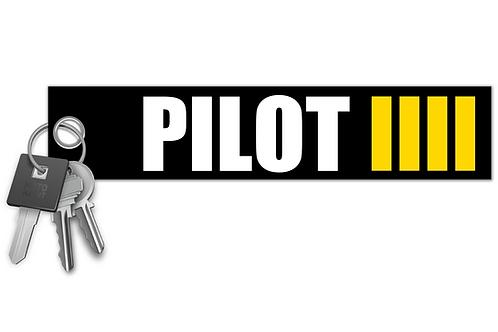 Pilot Key Tag