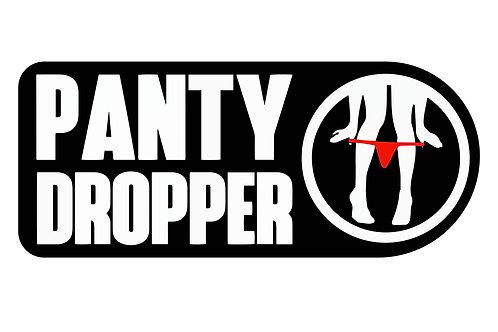 Panty Dropper Sticker