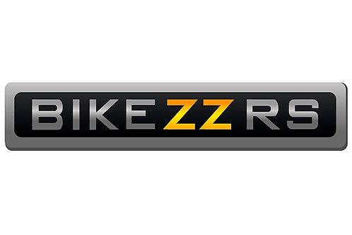 Bikezzrs Sticker