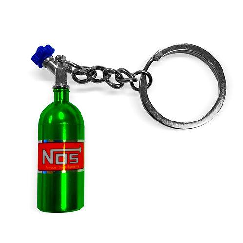 NOS Nitro Keychain