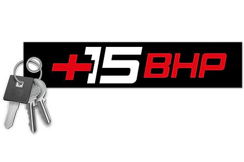 +15 BHP Key Tag