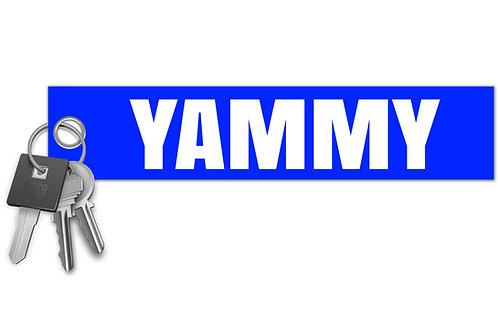 Yammy Key Tag
