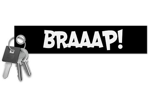 Braaap! Key Tag
