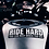 Thumbnail: Ride Hard Sticker