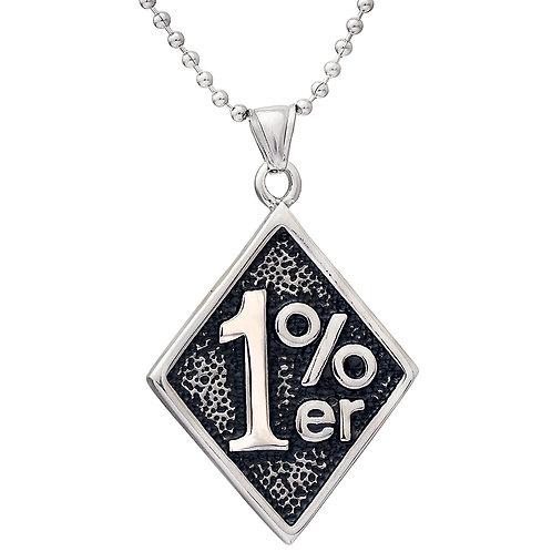 1%er Necklace