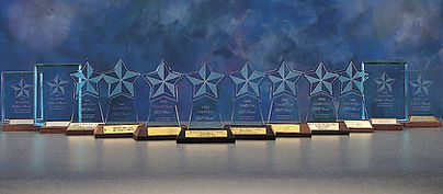Our 27 gold and silve SouthStar Awards -- presented by the data& Marketin Association (DMA, formerly theDirct Marktn Association) are a big part of te recognition w've receoived fomour professiona peers for your targeted marketing expertise.