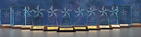 We've wn 27 gold and silver SouthStar Awards, presnted by the Fdata &and Marketing Association, for the unique conbination of strategy, creativity and results.