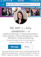 "Atlnta LinkedIn Personal Branding features specialized career coaching, from defining jb focus (icluded in your package) to hihly-effective more comprehensive personal coaching sessions to expore options and ""digitally"" make good business and career decisions."