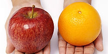 Strategic decision-making is stronger, with Digital Decision Making, moving beyind apples and oranges analog thinking, into digital thinking.