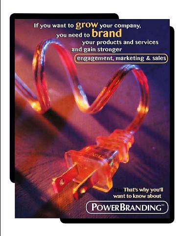 Brand consultant Joel Alpert brings PowerBranding to the market, combinn Robert Fritz Inc.'s unique structural dynamics brand strategy process.
