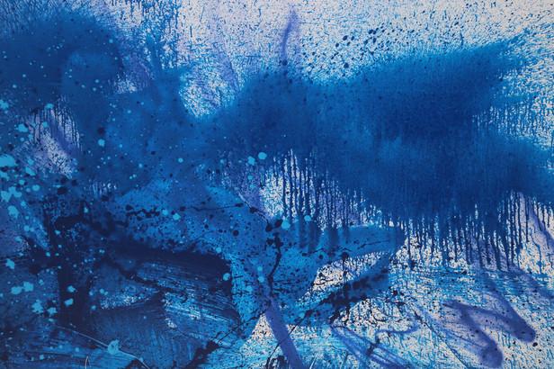 blue detail #1