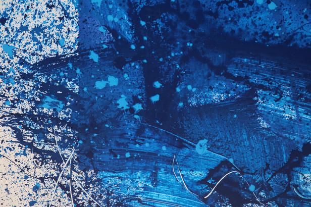 blue detail #3