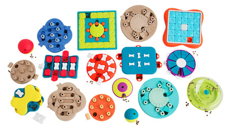 Top 5 Puzzle Toys by Nina Ottosson