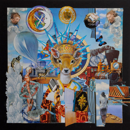 Deer Priest (Lost in Surrealism).