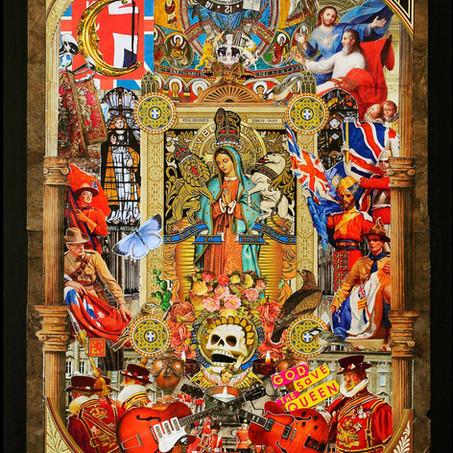 British Virgin of Guadalupe.