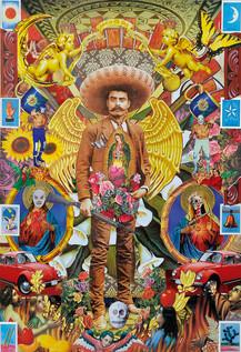 Revolucionarios y Guadalupanos.