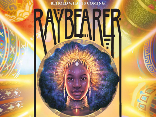 ARC review: Raybearer by Jordan Ifueko