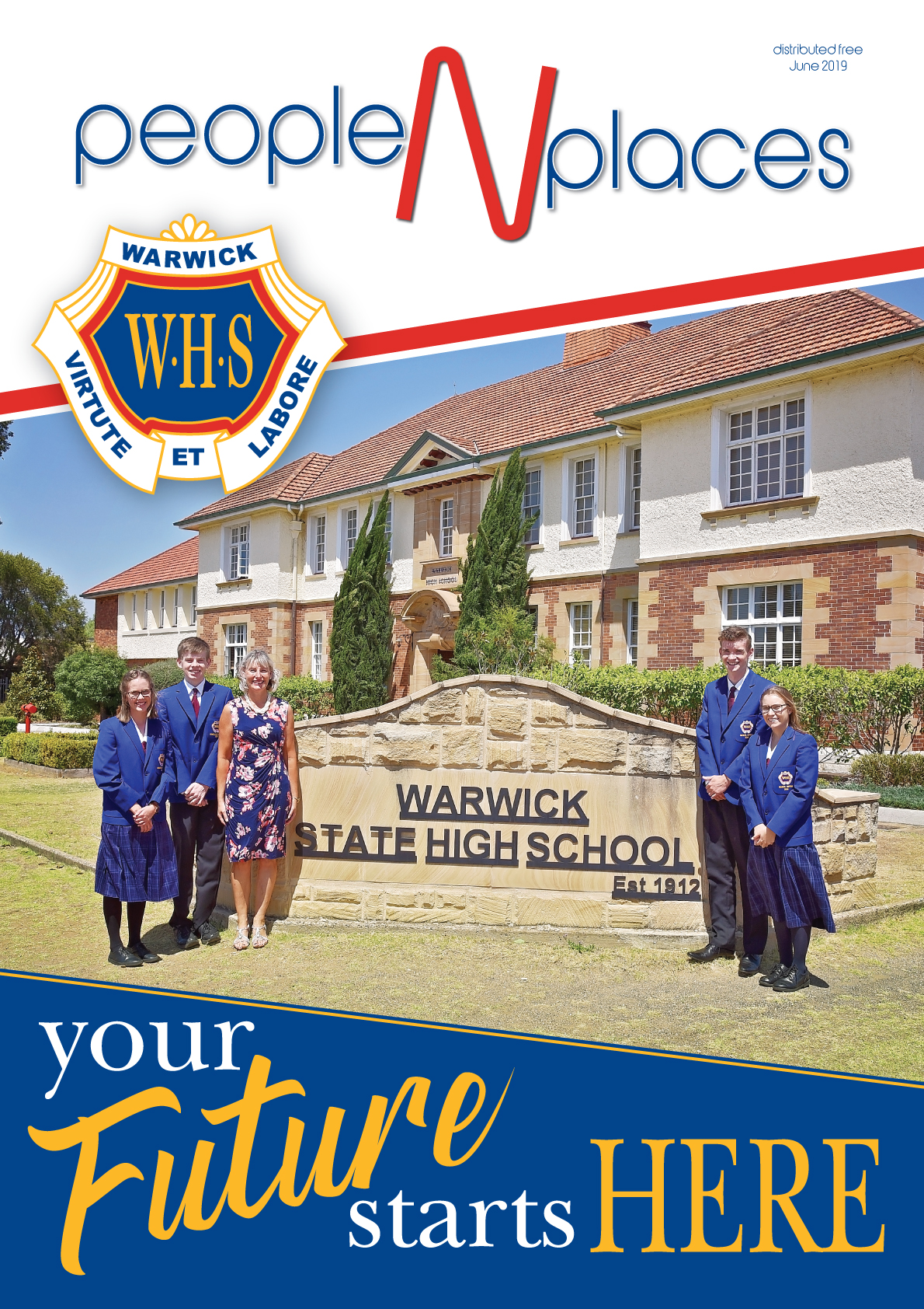 2019-06-FRONT-COVER-Warwick-High-School-