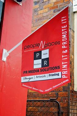 PR Media END Flag