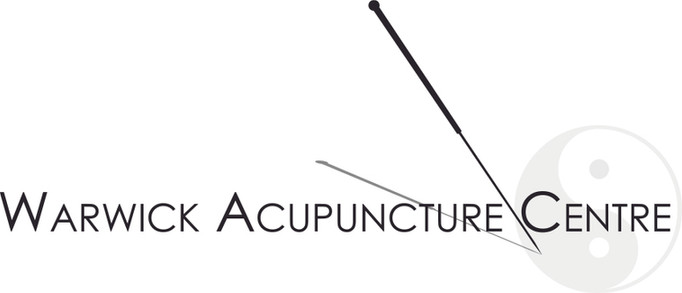 Warwick Acupuncture Centre only ON WHITE