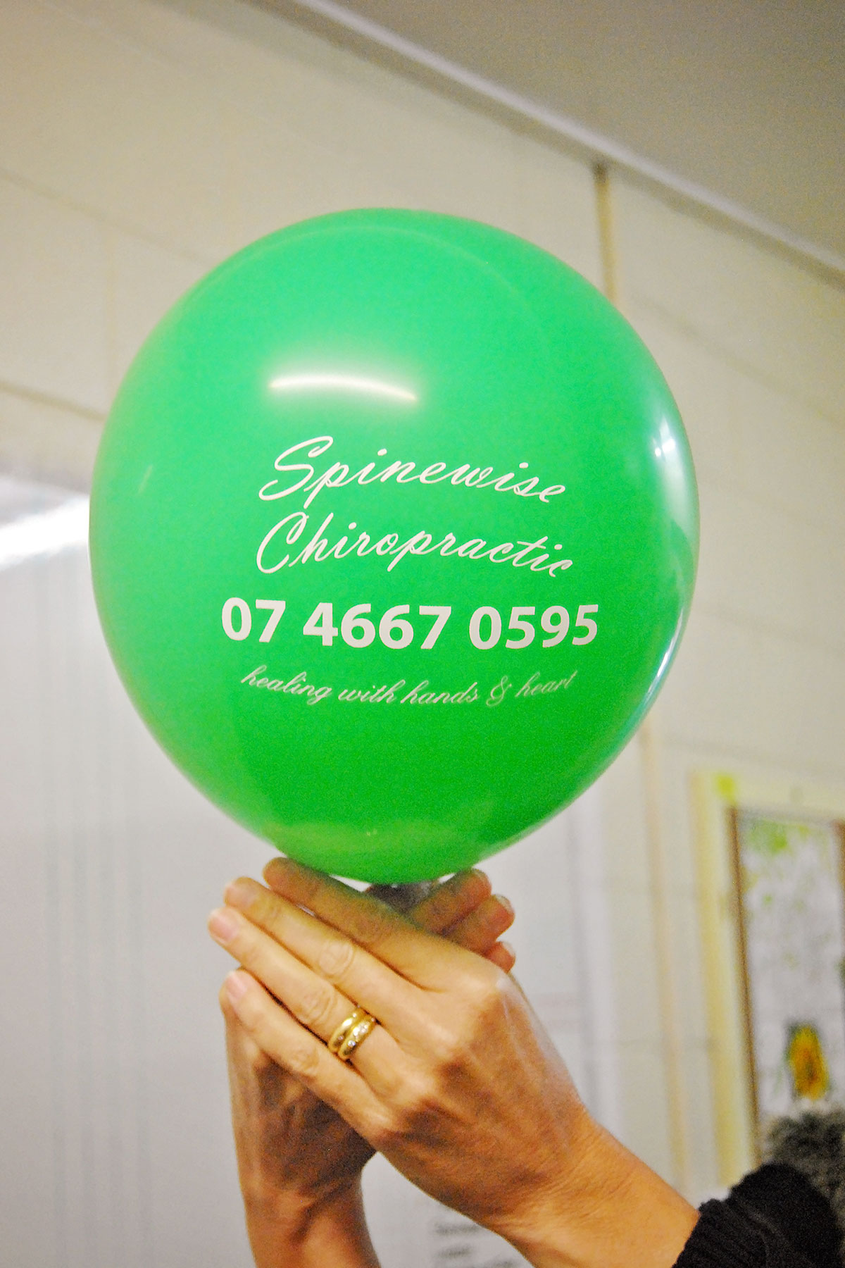 Balloons---Spinewise