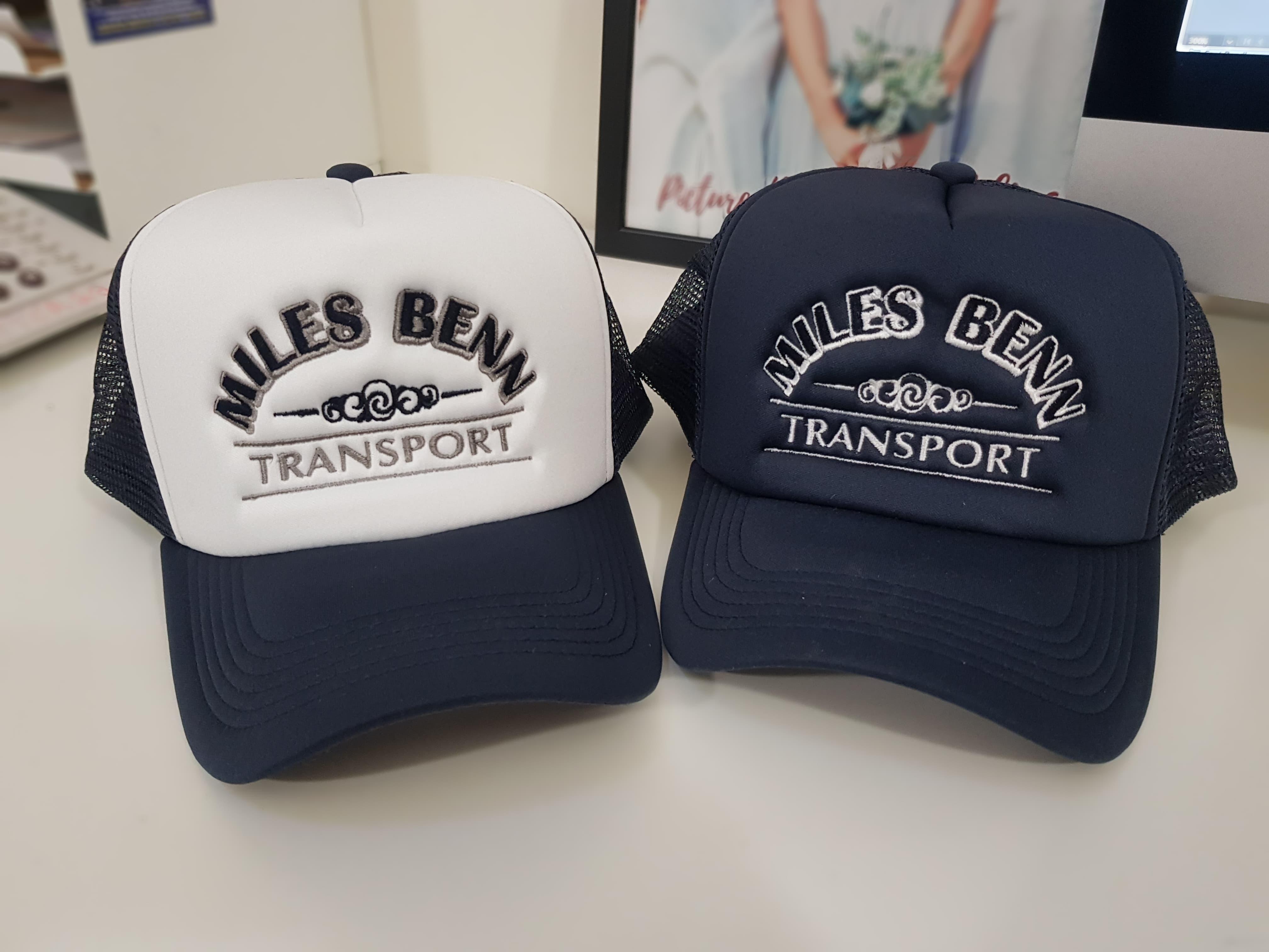 Trucker Hats Miles Benn