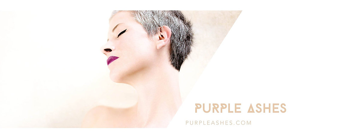 Visuel Purple ashes clémence de La Taille