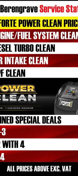 DPF CLEAN ENGINES