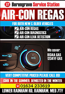 Air Conditioning 1234yf new style air con