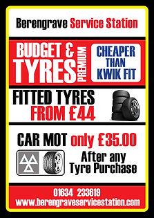 Medway Tyres, low cost, cheap, budget, premium, economy, Berengrave Service Station, Rainham, Gillingham, Kent, Alloy refurbishment spraying