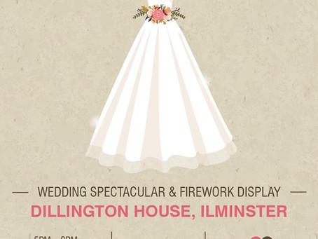 """Dillington House """"Wedding Show"""" 28.03.17"""